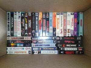 VCR Movie tapes