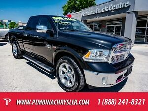2016 Ram 1500 Laramie *5.7L HEMI, BLUETOOTH, REMOTE START*