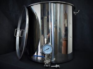 SS BREWTECH ELECTRIC UK - Brew Kettle: Home, Furniture & DIY