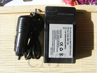 Батареи NB-10L Battery+Charger for Canon NB10L