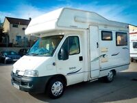 (Ref: 766) 05 Compass Avantgarde 4 Berth ** In Excellent Condition ~ Not To Be Missed.