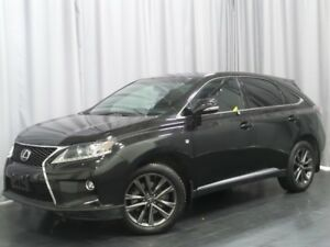 2015 Lexus RX 350 F Sport Local Trade With Factory Warranty
