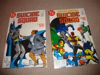 SUICIDE SQUAD- ISSUES 10 AND 13