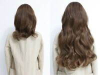 FULL HEAD REMY HAIR HUMAN HAIR EXTENSIONS Full head any method any length £260
