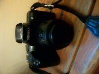 Caméra Pentax Z-70, lentille 35-80mm NÉGOCIABLE