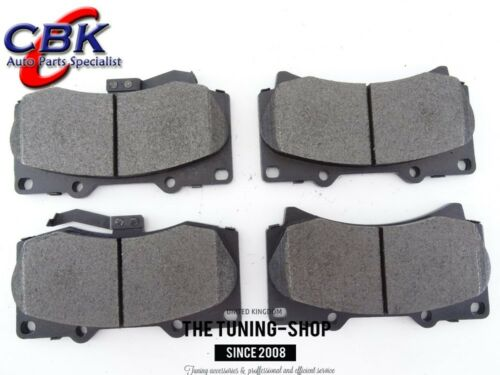 Front Brake Pads Set D1119 CBK For HUMMER H3 2006-2010