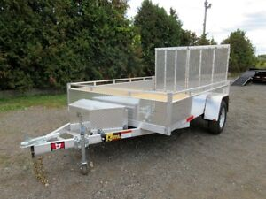 80x10' Aluminum Trailer - Canadian Made""