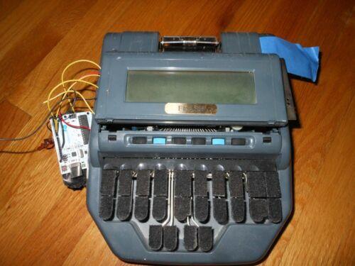 ProCAT Flash Stenography machine w/Arduino Serial Out