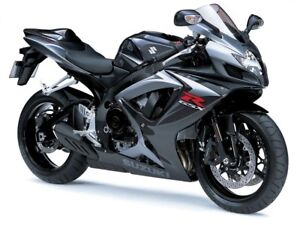 Looking for a GSXR-750