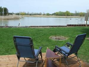 WATERFRONT PORT FRANKS  COTTAGE FOR RENT!