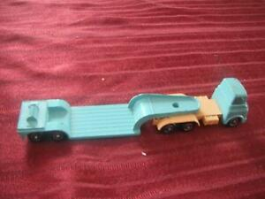 TRUCK - LONE STAR FLAT BED DIECAST - MADE IN ENGLAND