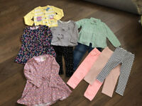 Girls Clothes Bundle - 2 to 3 Years
