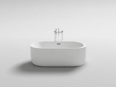 Piave Freestanding 1001NOW Modern White Luxurious Bathtub