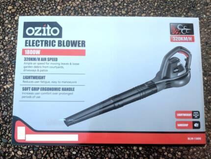 Electric Blower (Ozito 1800W)