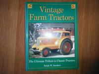 Vintage Farm Tractors: The Ultimate Tribute to Classic Tractors