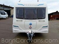(Ref: V103) 2012 Bailey Pegasus Genoa 2 Berth