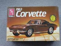 Vintage 1963 Corvette Model