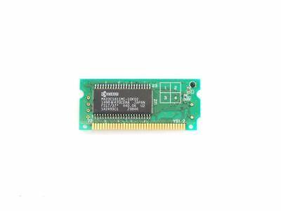 Kyocera prmeg4019a imprimante d'imprimante fax data ram cache flash cmos mémoire