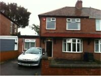 Spacious 4 bedroom Semi Detached House located in Tiverton Avenue, Grainger Park