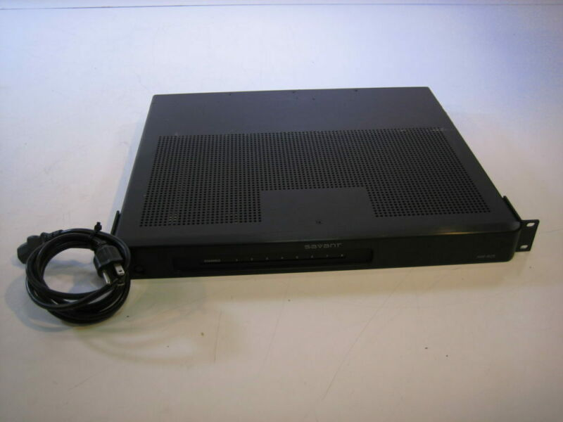 Savant AMP-8125 8 ch Whole House Digital Amplifier- Used