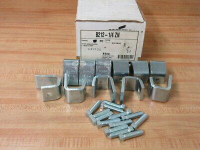 Cooper B212-14 Zn I-beam Clamp B21214zn Pack Of 13