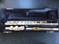 Stunning Armstrong 80 Solid Silver Flute