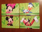 Disney Gift Card No Value