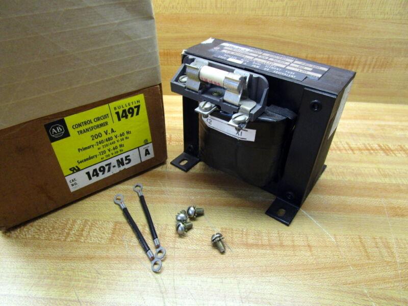 Allen Bradley 1497-N5 Transformer 1497N5