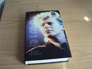 New David Bowie Hard Cover Book