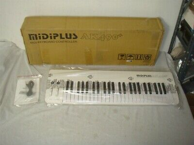 Midiplus AK490+ Midi Keyboard Controller for sale  Shipping to India