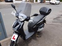 Honda SH 125i, 2014, Black