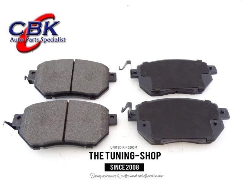Front Brake Pads D969 CBK For INFINITI FX35 FX45 NISSAN ALTIMA MAXIMA MURANO