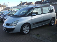 RENAULT ESPACE EXPRESSION DCI (grey) 2004