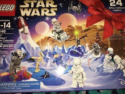 Star Wars Lego Avdent Kalender 6-14 Kinder 282pc 75146 Neu 24 Geschenke