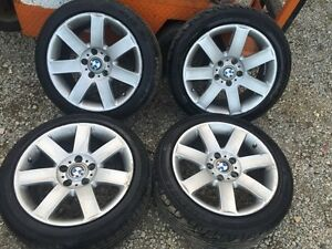 Bmw great condition only rims!