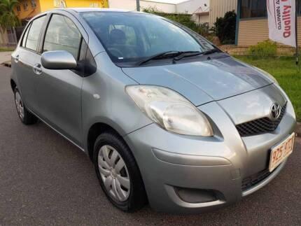 2008 Toyota Yaris YR