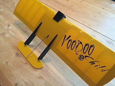 "NEW LOWER PRICE! Voodoo Child 1/2A ARF CL Plane 22"" Wing By Vintage Performance"
