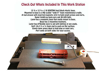 HO Foam Cradle Work Station_eb