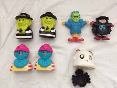 HALLOWEEN HAPPY MEAL COSTUME TOYS - Happy Meal Halloween Costumes