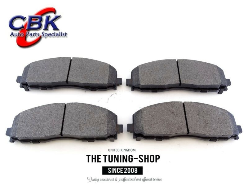 Front Brake Pads D1589 CBK For CHRYSLER TOWN & COUNTRY DODGE GRAND CARAVAN