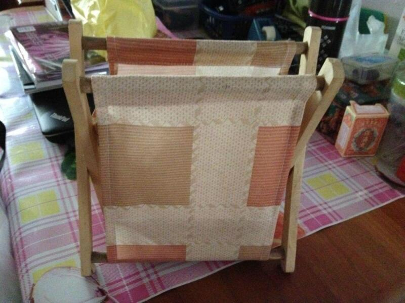 Woodcraft for household items