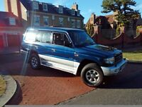 MITSUBISHI SHOGUN GLS MK2 3.0 V6 AUTO IMMACULATE CONDITION 1998 FACELIFT MODEL