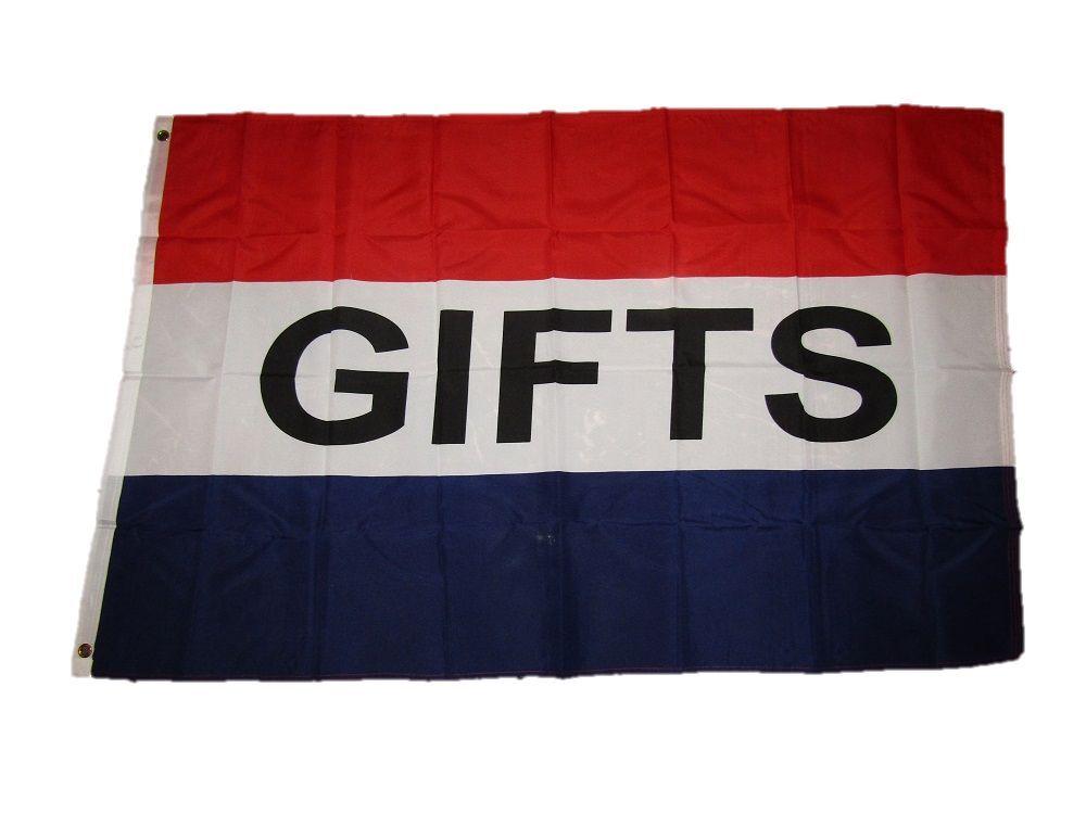 3x5 Advertising Gifts Red, White & Blue Premium Flag 3'x5' B