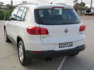 2013 Volkswagen Tiguan Wagon Taree Greater Taree Area Preview