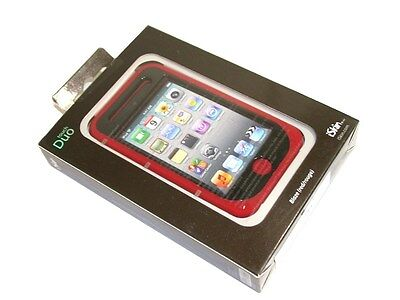 Iskin Touch Duo (iSkin Touch Duo for iPod Touch 4th Generation Blaze Red TCDUO4-RD FREE SHIPPING)
