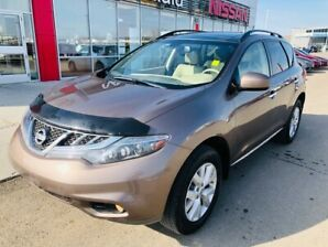2012 Nissan Murano SL Leather - All Wheel Drive - Heated Seats