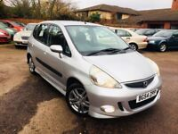 Honda jazz 1.4 automatic mint runner long mot nationwide delivery 1495