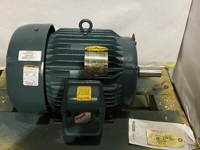 Baldor 10hp Ac Motor Ecp3774t  230460vac 60hz. 3ph. 1760 Rpm Fr 215t