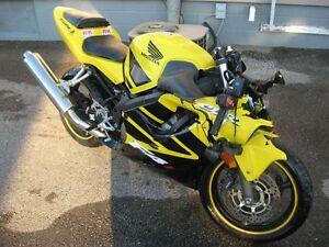 2002 Honda CBR600F4I Parts Bike