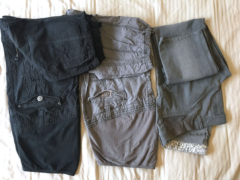 46f6b828220e9 Maternity clothes - 9 items - Size 14 & 16 - Trousers - Shorts - Next -  Mamas & Papas